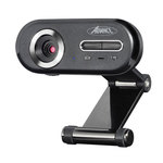 Webcam HD 720p avec microphone intégré