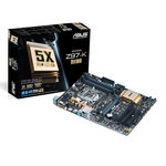 Carte mère ATX Socket 1150 Intel Z97 Express - SATA 6Gb/s - M.2 - USB 3.1 - x PCI-Express 3.0 16x + 1x PCI-Express 2.0 16x