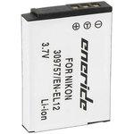 Batterie compatible EN-EL12 (pour Nikon Coolpix)