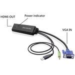 Câble VGA vers HDMI