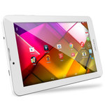 """Tablette Internet 3G+ - ARM Cortex A7 1.3 GHz 512 Mo 4 Go 7"""" LED tactile Wi-Fi/Bluetooth/Webcam Android 4.4"""
