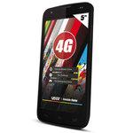 """Smartphone 4G-LTE - ARM Cortex-A7 Quad-Core 1.3 GHz - RAM 1 Go - Ecran tactile 5"""" 540 x 960 - 4 Go - Bluetooth - 2020 mAh - Android 4.4"""