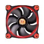 Ventilateur de boîtier 120 mm LED rouge