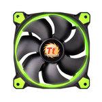 Ventilateur de boîtier 120 mm LED verte