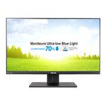 2560 x 1440 pixels - 5 ms (gris à gris) - Format large 16/9 - Dalle IPS - Ultra Low Blue Light + Flicker Free - Pivot - DisplayPort - HDMI - MHL (garantie constructeur 3 ans)