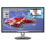 2560 x 1440 pixels - 4 ms (gris à gris) - Format large 16/9 - Dalle AMVA - Pivot - DisplayPort - HDMI - MHL - Hub USB - Noir