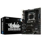 Carte mère ATX Socket 2011-3 Intel X99 Express - DDR4 - SATA 6Gb/s - M.2 - USB 3.0 - USB 3.1 - 3x PCI-Express 3.0 16x