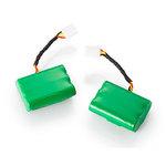 Pack de 2 batteries de rechange pour séries Neato XV