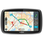"""GPS Monde Ecran 6"""" - Cartographie et Trafic gratuits à vie"""