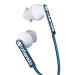 Écouteurs intra-auriculaires avec télécommande et micro intégrés