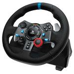 Volant + Pédalier (pour PC/ PlayStation 3 / PlayStation 4)