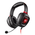 Casque-micro pour gamer (USB / Jack)