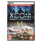 XCOM: Enemy Unknown + Civilization V (PC)