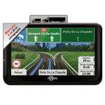 """GPS spécial camion 43 pays d'Europe Ecran 5"""" avec TMC"""