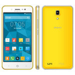 "Smartphone 4G-LTE Dual SIM - ARM Cortex-A53 Quad-Core 1.3 GHz - RAM 1 Go - Ecran tactile 4.5"" 480 x 854 - 8 Go - Bluetooth 4.0 - 1700 mAh - Android 5.1"