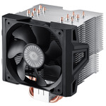 Ventilateur pour processeur (pour socket Intel 775 / 1150 /1155 / 1156 / 1366 / 2011 et AMD AM2 / AM2+ / AM3 / AM3+ / FM1 / FM2 / FM2+) - Bonne affaire (article jamais utilisé, garantie