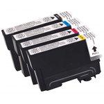 Multipack cartouches compatibles Epson T18XL (cyan, magenta, jaune et noir)