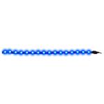 Bande flexible magnétique à LEDs pour modding/tuning PC