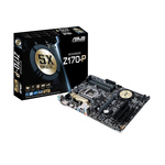 Carte mère ATX Socket 1151 Intel Z170 Express - SATA 6Gb/s + M.2 - USB 3.1 - 2x PCI-Express 3.0 16x