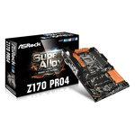Carte mère ATX Socket 1151 Intel Z170 Express - SATA 6Gb/s + SATA Express + M.2 - USB 3.0 - 2x PCI-Express 3.0 16x