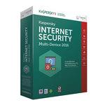 Suite de sécurité internet - Licence 1 an 3 postes (français, Windows/Mac/Android/iOS)