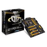 Carte mère ATX Socket 1151 Intel Z170 Express - SATA 6Gb/s + SATA Express + M.2 - USB 3.1 - 4x PCI-Express 3.0 16x