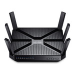 Routeur Gigabit sans fil Tri-band AC 3200 Mbps (600 + 1300 + 1300) avec 4 ports LAN 10/100/1000 Mbps