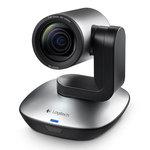 Webcam Full HD 1080p avec télécommande pour conférence