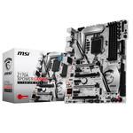 Carte mère ATX Socket 1151 Intel Z170 Express - SATA 6Gb/s + M.2 - USB 3.1 - 4x PCI-Express 3.0 16x