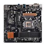Carte mère Micro ATX Socket 1151 Intel B150 Express - SATA 6Gb/s - USB 3.0 - 2x PCI-Express 3.0 16x