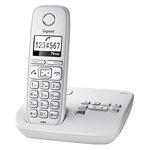 Téléphone sans fil DECT avec répondeur (version française)