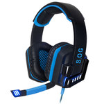 Casque-micro pour gamer son surround 7.1 virtuel