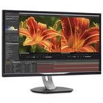 3840 x 2160 pixels - 12 ms (gris à gris) - Format large 16/9 - Dalle IPS-AHVA - DisplayPort - HDMI - MHL - Hub USB 3.0 - Pivot - Noir