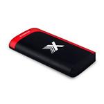 Chargeur de batterie USB avec deux ports (compatible tablette, smartphone...)