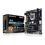 Carte mère Micro ATX Socket 1150 Intel B85 Express - SATA 3Gb/s et SATA 6Gb/s - USB 3.0 - 1x PCI-Express 3.0 16x