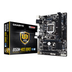 Carte mère Micro ATX Socket 1151 Intel B150 Express - SATA 6Gb/s + M.2 - DDR3 - USB 3.0 - 1x PCI-Express 3.0 16x