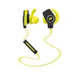 Écouteurs intra-auriculaires sportifs Bluetooth avec télécommande et micro