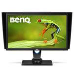 2560 x 1440 pixels - 5 ms (gris à gris) - Format large 16/9 - HDMI - Displayport - USB 3.0 - Noir