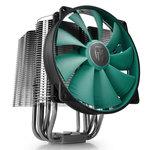 Ventilateur de processeur (pour Socket Intel 775/1150/1151/1155/1156/1366/2011/2011-v3 et AMD AM2/AM2+/AM3/AM3+/FM1/FM2)