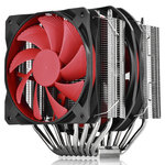 Ventilateur de processeur (pour Socket Intel 775/1150/1151/1155/1156/1366/2011/2011-v3 et AMD AM2/AM2+/AM3/AM3+/FM1/FM2/FM2+)