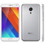 "Smartphone 4G-LTE Dual SIM - ARM Cortex-A53 Quad-Core 2.2 Ghz - RAM 3 Go - Ecran tactile 5.5"" 1080 x 1920 - 32 Go - Bluetooth 4.1 - 3150 mAh - Android 5.0"