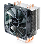 Ventilateur processeur avec ventilateur 120 mm à LED pour Intel et AMD