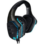 Casque-micro 7.1 pour gamer (compatible PC/ PlayStation 4/ Xbox One)