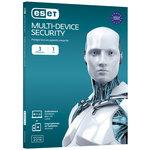 Suite de sécurité complète - Licence 1 an 3 postes (français, WINDOWS, Mac OS, Linux, Android)