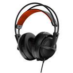 Casque gaming - circum-aural fermé - son Stéréo 2.0 - microphone unidirectionnel rétractable - Jack - compatible PC/Mac/PS4