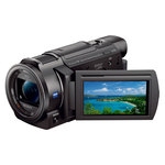 Caméscope 4K Wi-Fi et NFC