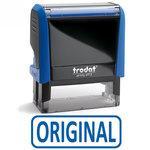 """Timbre  formule commerciale """"Original"""" Xprint à encrage automatique"""