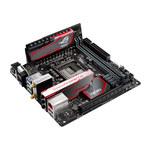 Carte mère Mini-ITX Socket 1151 Intel Z170 Express - SATA 6Gb/s + U.2 - USB 3.1 - x PCI-Express 3.0 16x - Wi-Fi AC / Bluetooth 4.1 + Supreme FX IMPACT
