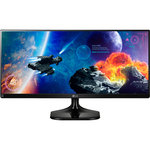 2560 x 1080 pixels - 5 ms - Format large 21/9 - Dalle IPS - FreeSync - HDMI - Display Port - Noir (garantie constructeur 2 ans)