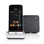"""Téléphone sans fil DECT - Ecran tactile couleurs 3,2"""" et connexion Android - Bonne affaire (article utilisé, garantie 2 mois"""